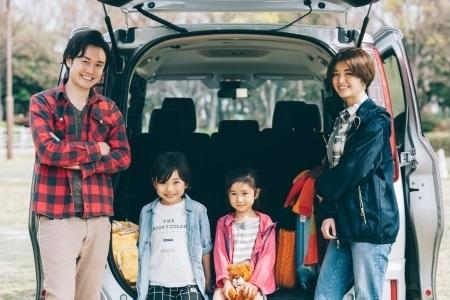 休日の家族団らんを車で楽しむ【家族ユーザー】のあなたへ